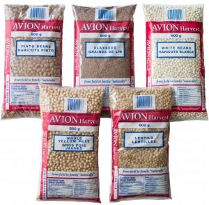Avion bagged beans