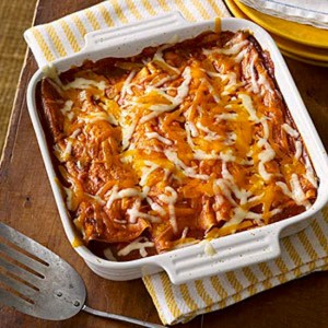 vegetable-pintobean-enchiladas